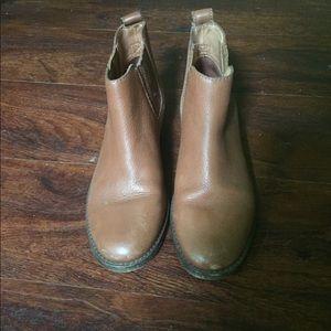 Madewell Booties, Genuine Leather, Sz 6 1/2